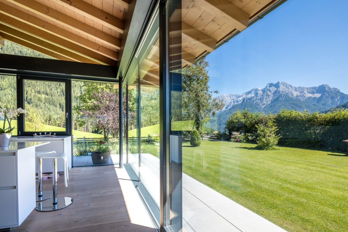 Haus F°F° - HK Architektur St. Johann in Tirol